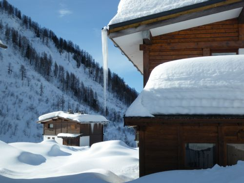 Baby Friendly Holidays at Chalet Chocard