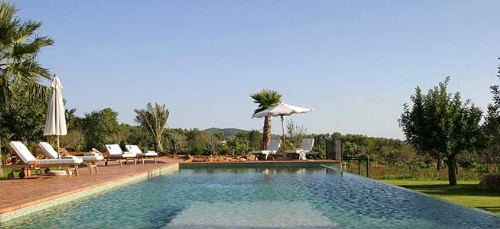 Baby Friendly Holidays at Can Gall- Luxury Double