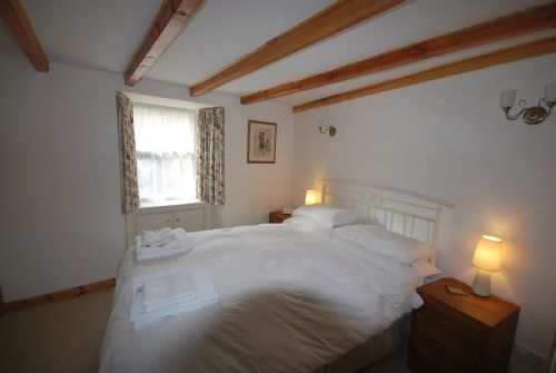 Double bedroom (double bed, ensuite)