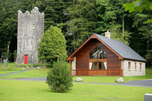 Mount Falcon, Woodland Lodges,  Ballina, Co.Mayo - 3 Bed - Sleeps 6