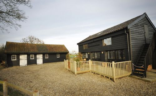 Baby Friendly Holidays at Partridge Lodge - Granary and Stables