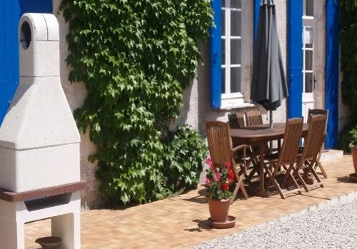 Baby Friendly Holidays at Le Cognac - Les Vieilles Ombres