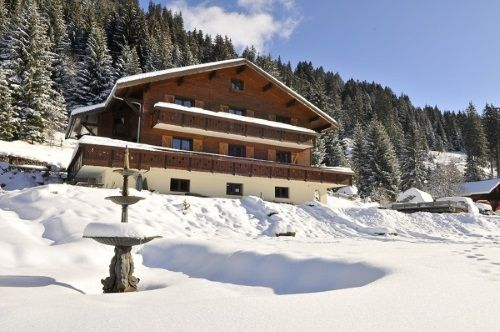 Baby Friendly Holidays at Chalet La Sonnaille - Les Vaches