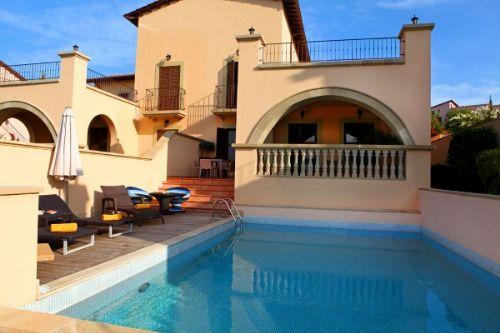 Baby Friendly Holidays at Elite Villa (3-beds) - Aphrodite Hills