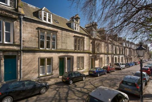 Queen's Gardens is one of St Andrews' most desirable locations