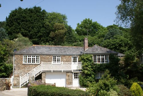 Ruan Mill, Ruan Lanihorne - Roseland & St Mawes cottages
