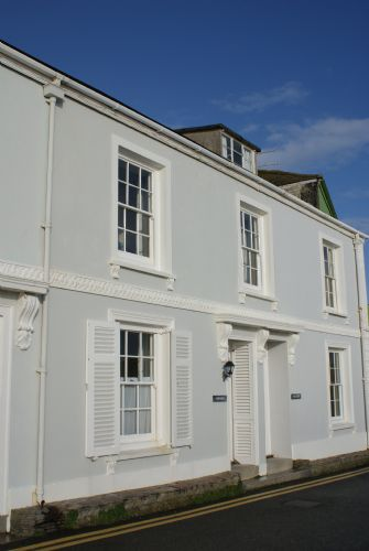 Midships, St Mawes - Roseland & St Mawes cottages