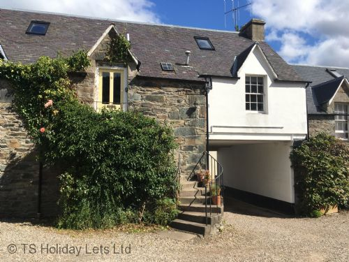 Couthie Cottage Exterior