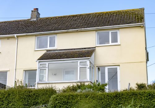 10 Treventon Road, Portscatho - Roseland & St Mawes cottages