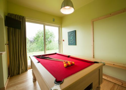 Bunkhouse Pool Table