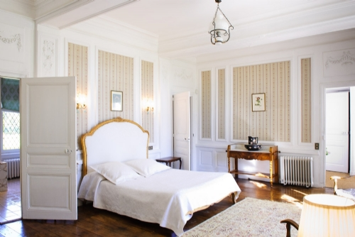 Baby Friendly Holidays at Chateau Ribagnac - Grand Suite