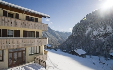 Baby Friendly Holidays at Chalet La Giettaz- 1 bed apartment