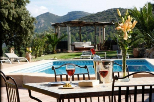 Baby Friendly Holidays at Caserio del Mirador - Nina