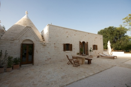 Baby Friendly Holidays at Villa Rustic Puglia