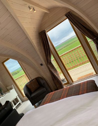 Upfront,up,front,reviews,accommodation,self,catering,rental,holiday,homes,cottages,feedback,information,genuine,trust,worthy,trustworthy,supercontrol,system,guests,customers,verified,exclusive,swallows lodge,caithness view luxury farm lodges,lyth,,image,of,photo,picture,view