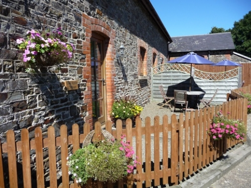 Baby Friendly Holidays at Birchill Farm Cottages - Oak Apple Cottage