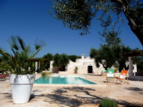 Baby Friendly Holidays at Trullo Fico