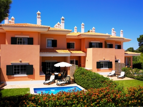 Baby Friendly Holidays at Monte da Quinta 2-bed Townhouse with Pool