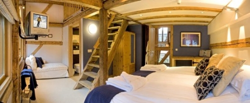 Baby Friendly Holidays at Ferme du Ciel - Family Suite