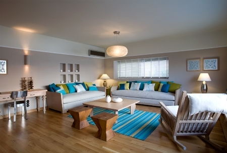 Baby Friendly Holidays at Domes of Elounda-Luxe 2-bed Suite (Sea View+Hot Tub)