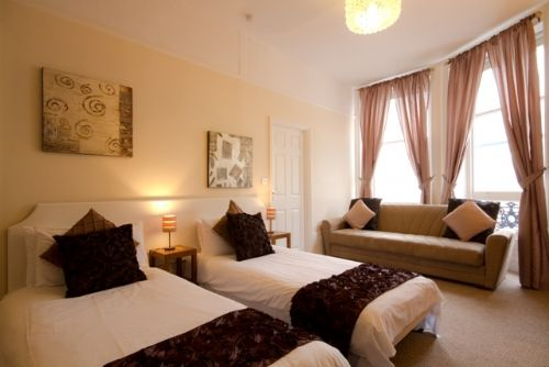Baby Friendly Holidays at Guesthouse East - Suite 2