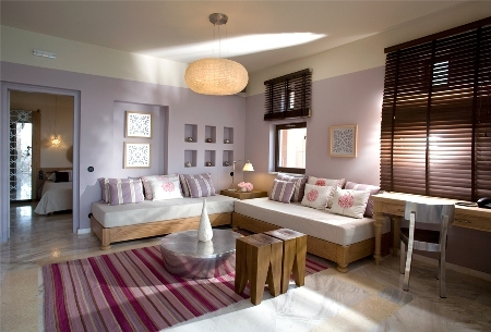 Baby Friendly Holidays at Domes of Elounda-1-Bed Suite (Garden View)