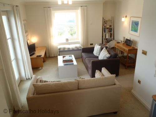 6 Spinnaker, St Mawes - Roseland & St Mawes cottages