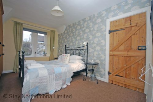 Double room has an ensuite shower room