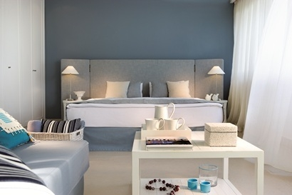 Baby Friendly Holidays at Sani Beach Club - Deluxe Family Room
