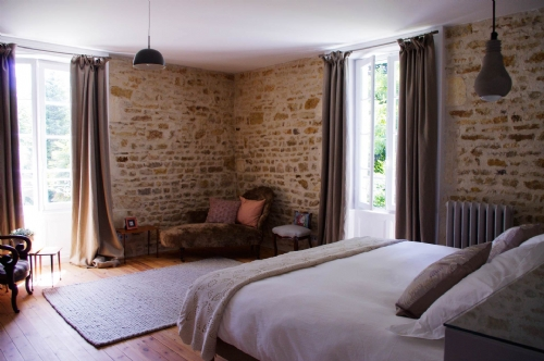 Baby Friendly Holidays at Manoir du Moulin - Wisteria Suite