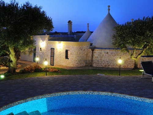 Baby Friendly Holidays at Trullo Bellissimo
