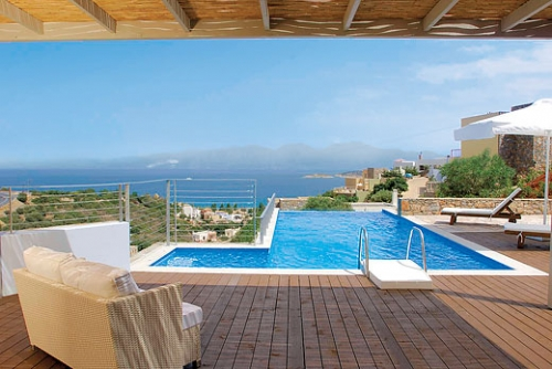 Baby Friendly Holidays at Pleiades Luxurious Villas-2-bedroom Superior Villa 'Electra'