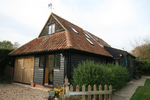 Dingley Dell, barn conversion, Corpusty, Norfolk