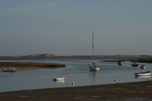 Fishers Lodge, Cottages in Burnham Overy Staithe, Norfolk Cottage
