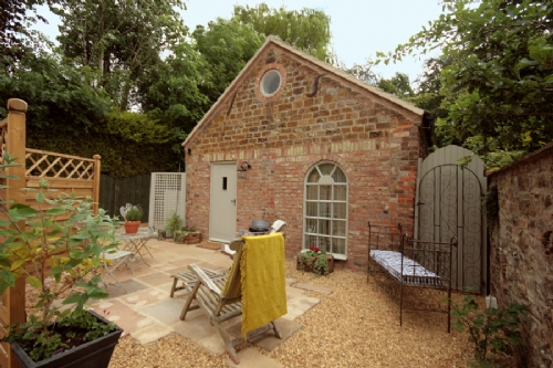 Luxurious, charming self catering property, Coach House, Congham Norfolk