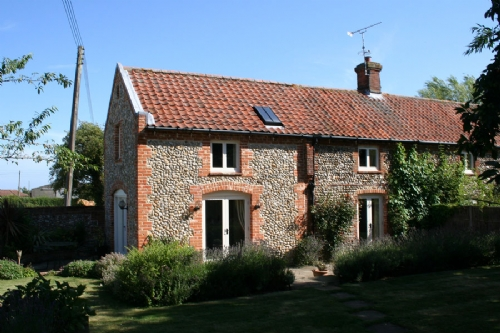 Lavender Cottage - Hindringham a beautiful holiday cottage in Norfolk