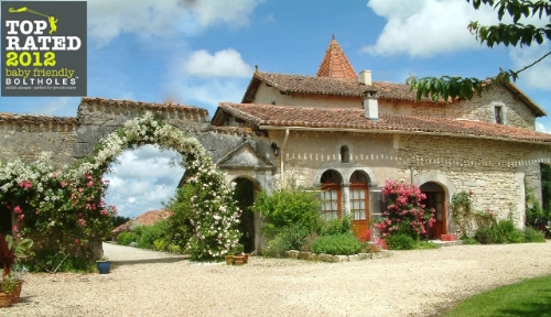 Baby Friendly Holidays at Chateau de Gurat - Petit Chateau