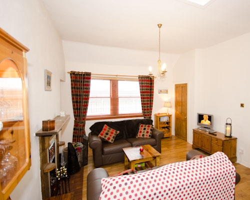 Holiday accommodation North East Fife