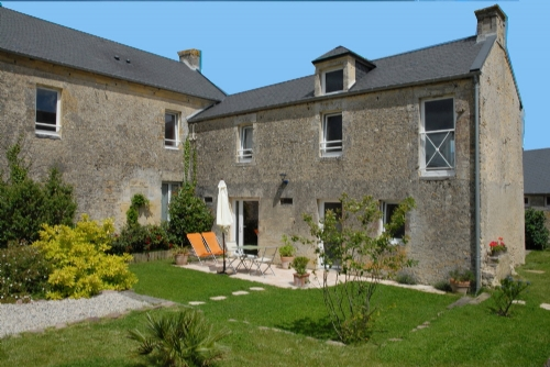 Baby Friendly Holidays at La Ferme de Longues - Gite 3