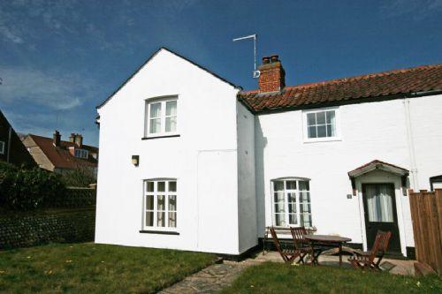 Traditional coastguards cottage, holiday accommodation, Coastguards, Mundesley Norfolk