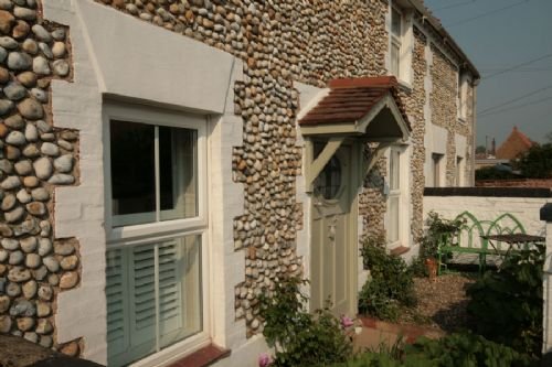 Dolphin Cottage, traditional holiday cottage, coast, Brancaster Staithe, Norfolk