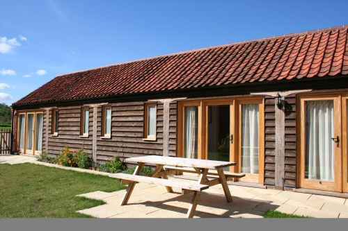 Baby Friendly Holidays at North Farm Cottages - Kingfisher