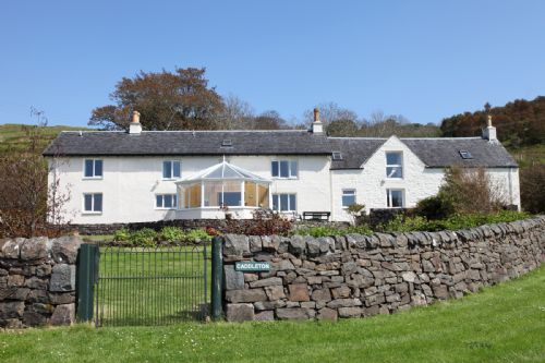 Upfront,up,front,reviews,accommodation,self,catering,rental,holiday,homes,cottages,feedback,information,genuine,trust,worthy,trustworthy,supercontrol,system,guests,customers,verified,exclusive,caddleton farmhouse,ardmaddy castle holiday cottages,by oban,,image,of,photo,picture,view