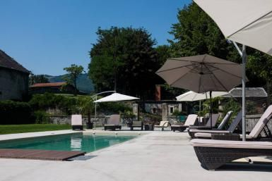 Baby Friendly Holidays at Chateau de La Lanette - Family Suite 2