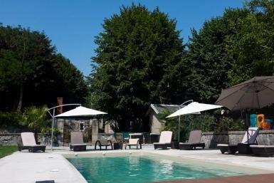 Baby Friendly Holidays at Chateau de La Lanette - Jardin