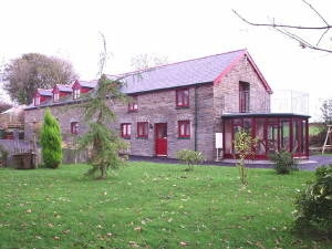 Baby Friendly Holidays at Blaenwenllan Cottages- Ash