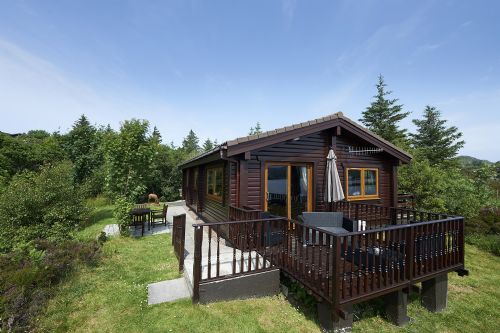 Upfront,up,front,reviews,accommodation,self,catering,rental,holiday,homes,cottages,feedback,information,genuine,trust,worthy,trustworthy,supercontrol,system,guests,customers,verified,exclusive,muir-lan log cabin,mountview lochinver,lochinver,,image,of,photo,picture,view
