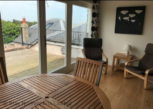 Upfront,up,front,reviews,accommodation,self,catering,rental,holiday,homes,cottages,feedback,information,genuine,trust,worthy,trustworthy,supercontrol,system,guests,customers,verified,exclusive,penthouse apartment,stay northumbria limited,beadnell,,image,of,photo,picture,view