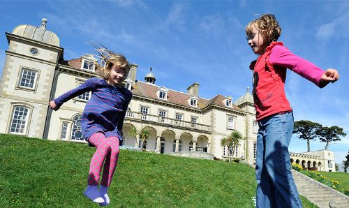 Baby Friendly Holidays at Fowey Hall - Double Room