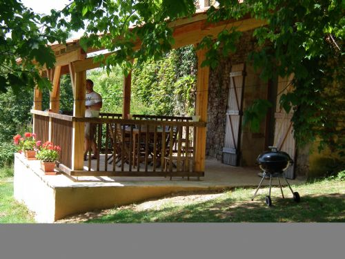 Baby Friendly Holidays at Champs des Lombards - Tiggy Cottage
